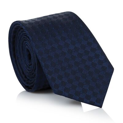 Tread & Miller Triston Royal Silk Tie