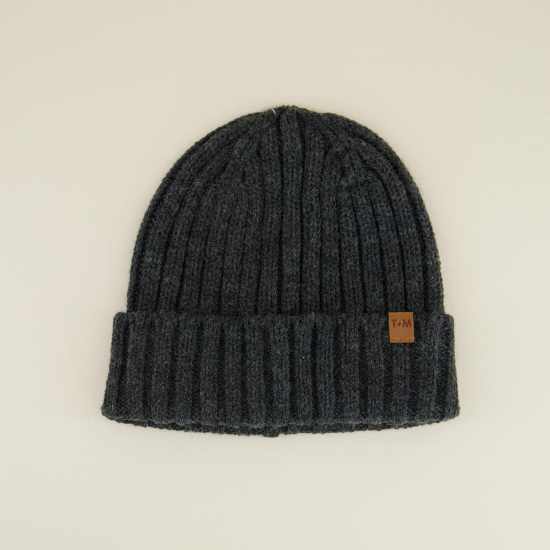 Rory Men's Ribbed Wool Beanie -  c07