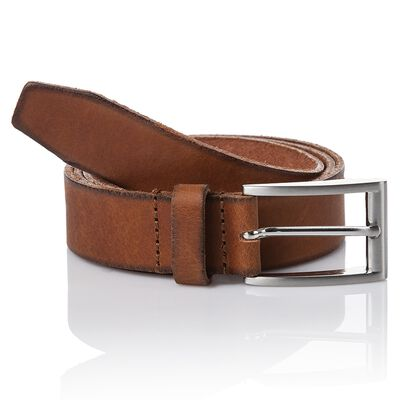 Arthur Jack Men's Edison Leather Belt