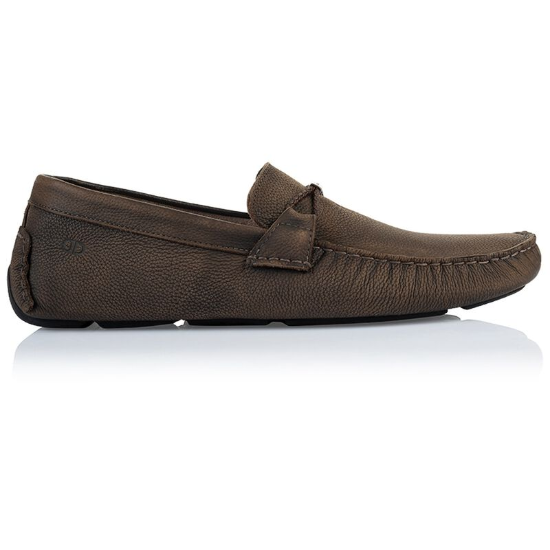 Democrata Men's Laguna Shoe -  chocolate
