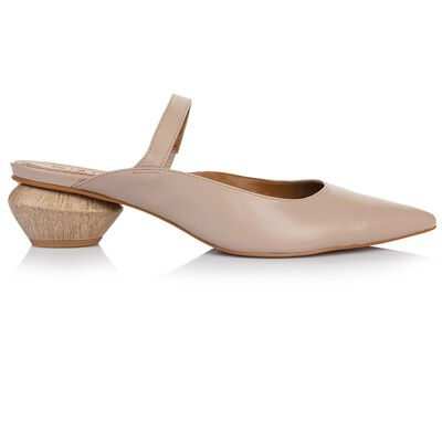 GIANNA Ladies Stone Mule