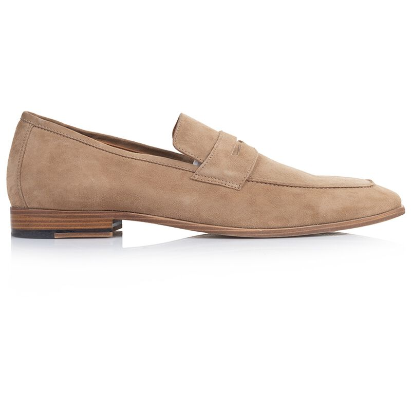 Arthur Jack Men's Cole Shoe  -  stone