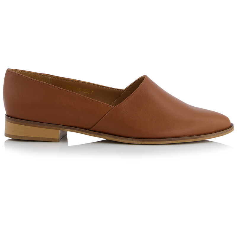 Rare Earth Ladies Sawyer Shoe -  tan