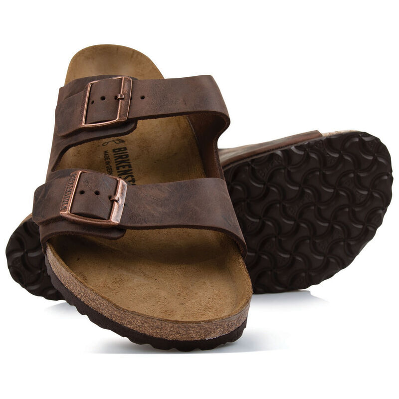 Birkenstock Arizona Sandal -  brown