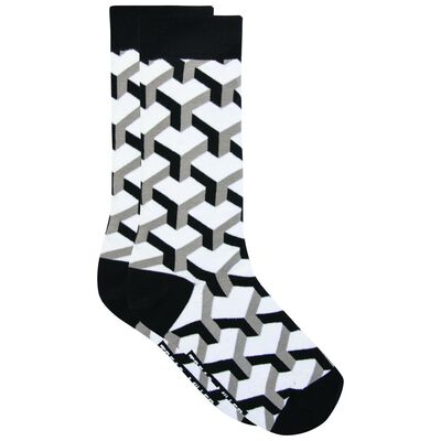 Tread & Miller Optic Mono Sock