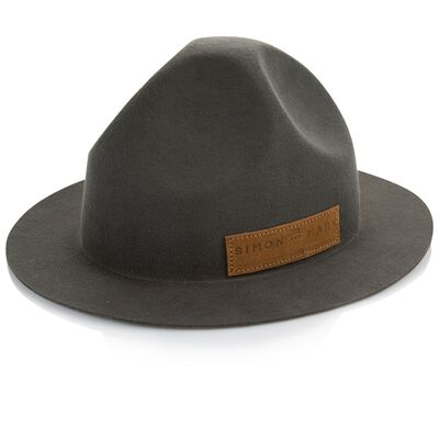 Simon & Mary Mounty Raw Hat