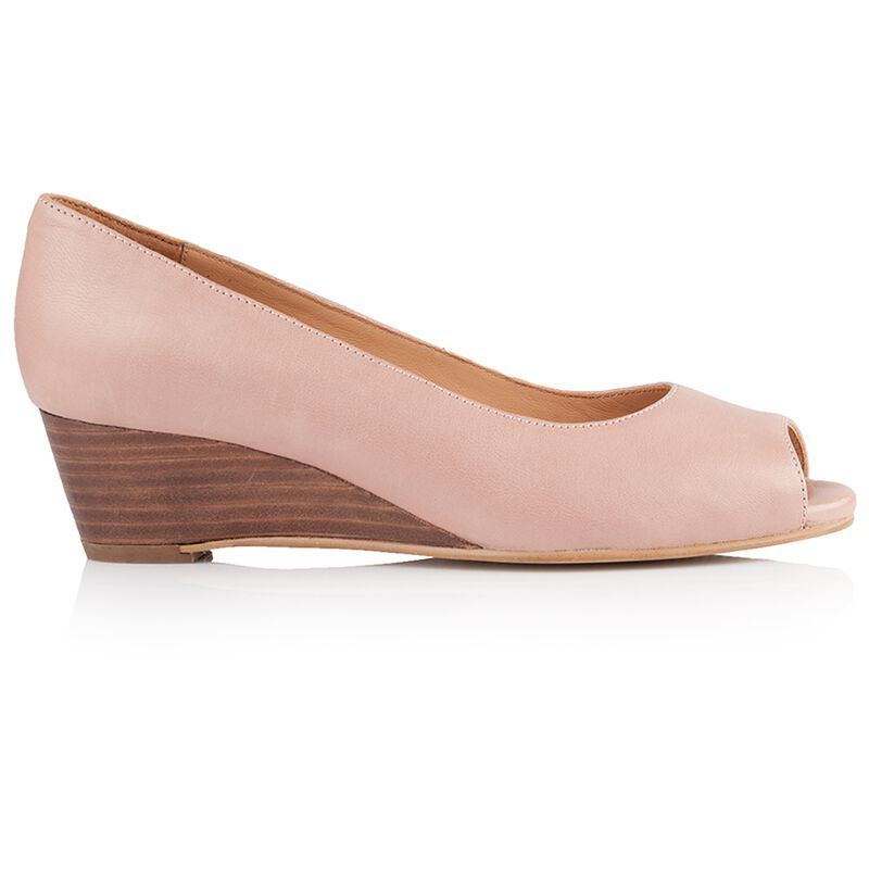 Rare Earth Kathy Wedge -  dustypink